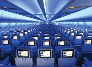 Wide body: IMS' in-flight systems will be installed in Lufthansa's A330s, A340s and 747s
