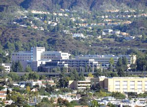 Facility: Glendale Adventist says admissions could drop with state's plans to enroll more patients in managed care.