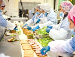 Food: Fresh & Ready operates its business 24 hours per day, seven days a week from facilities in San Fernando, Las Vegas and San Diego. It employs 275 workers.