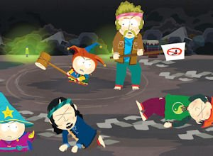 "Animation: The kids from ""South Park"" take on hippies in a video game THQ is prepping for release in 2013."