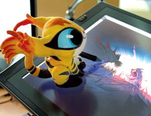 """Social: Pumaflar is one of five plush toys based on beasts in """"Outernauts"""" game"""