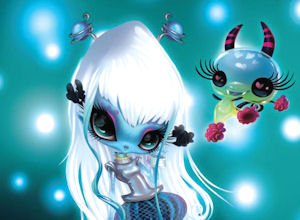 Dolls: Novi Stars dolls and merchandise will hit retail shelves in August.