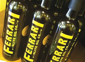 Variety: New store in Studio City sells gourmet olive oils, vinegars and other foods.