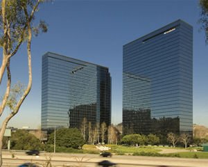 Matching set: Irvine Co. bought Centerside One (right), already owned Centerside II