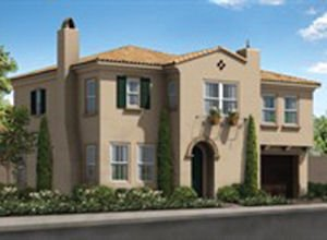 Garden Hill: one of the models planned for KB Home's new community in the Portola Springs area of Irvine