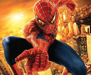 Spider-Man: part of portfolio of characters acquired from Marvel Entertainment