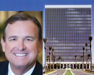 Carnahan: president of Orion Property represented CashCall; City Plaza: Lease covers seven of 19 floors