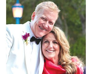 Alzheimer's Association Orange County gala co-chairs: Jim McAleer and Debi Pavlik