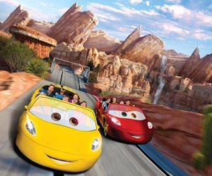 Cars Land: new attractions swell California Adventure attendance