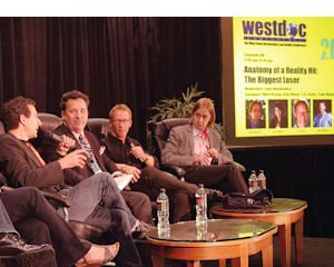 AutConference: Panel discussion at the 2010 Westdoc filmmaking and TV event.