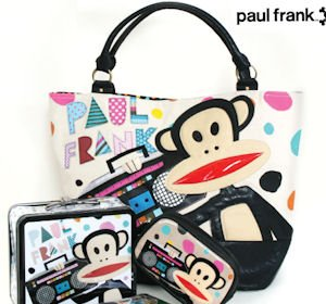 Paul Frank: travel accessories debuted at MAGIC trade show