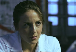 Actress Sophie King in 'Asylum' on Just the Story's website.
