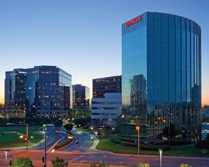 17901 Von Karman Avenue: Pacific Premier's new space is in the Oracle Tower in Irvine Concourse
