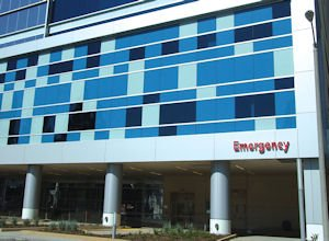 New service: Julia and George Argyros Emergency Department expected to handle about 50,000 patients a year