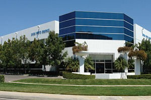 19 Corporate Park: situated a few blocks from The District at Tustin Legacy