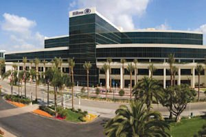 777 Convention Way: 1,572-room Hilton sits next to Anaheim Convention Center