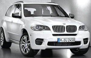 X5 SUV: Broadcom technology aboard