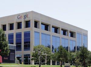 Google: local office in Irvine