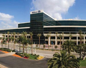Anaheim Hilton: OC's biggest city had the highest hotel occupancy in July