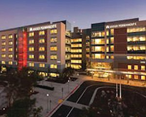 Kaiser Anaheim: new 262-bed hospital on La Palma Avenue