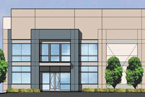 Orbiter and Saturn streets: industrial project in development in Brea