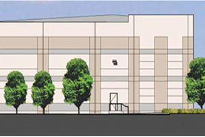 New construction: 84,350-square-foot project under way in Brea