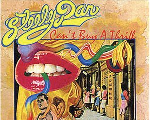 Steely Dan CD: among the merchandise available to ship