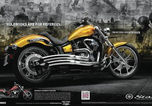 Star Motorcycles: campaign by Costa Mesa shop launched this month