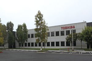 9740 Irvine: Toshiba Managed Business Services among cluster of companies under Toshiba banner there