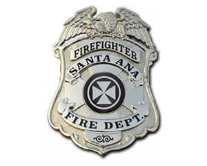 Santa Ana Fire Department: disbanded in April after 128 years; about 200 jobs shifted to county fire agency