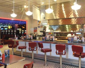 Export-minded: American diner-themed chain making international push