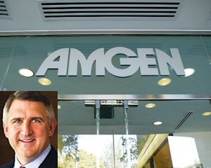 Center of Activity: Amgen's headquarters in Thousand Oaks.