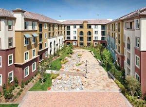 Gateway complex: next to planned development