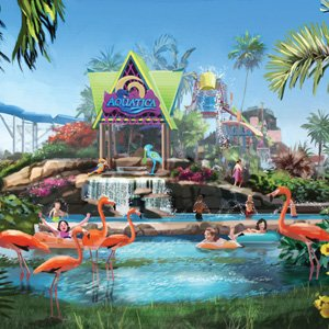 SeaWorld Parks & Entertainment plans extensive renovations at its recently acquired Knott's Soak City San Diego in Chula Vista, which will reopen in spring as Aquatica San Diego.