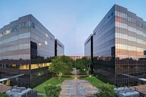 West Loop I and II: Houston office buildings combine for 314,000 square feet
