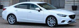 2014 Mazda6 sedan: touted on Times Square billboard