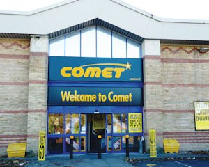 Out of Business: Great American handled the liquidations of Comet and Borders
