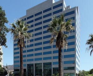 Towering: American Realty's offices in Glendale.
