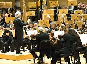 Orchestra: counts on companies, foundations for much of its $18.5 million annual budget