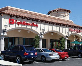 Branching Out: CapitalSource office branch in Westlake Village.