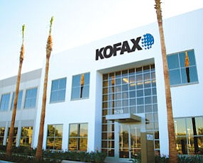 Kofax: listed in London, operation headquarters in Irvine