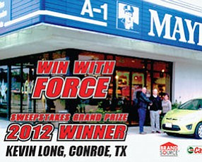 AVB's Reach: promoted sweepstakes for Ford Fiesta at 4,500 affiliated stores around U.S.