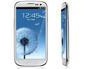 Samsung Galaxy S3: hot seller includes Wi-Fi, combo Bluetooth/receiver chips from Broadcom