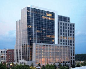 Captrust Tower: KBS added 300,389-squarefoot office and retail building in Raleigh, N.C., to portfolio