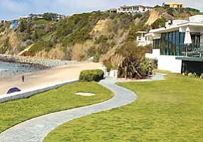 Private path: plans call for homeowners to get access to Monarch Bay Beach Club, other hotel amenities