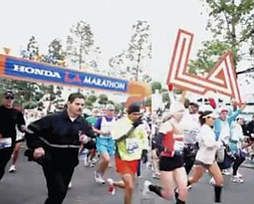 Annual race: draws hundreds of thousands of spectators, regional media