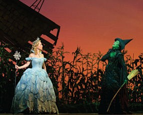 Wicked: returns to Segerstrom Center for the Arts in Costa Mesa from Feb. 20 through March 17