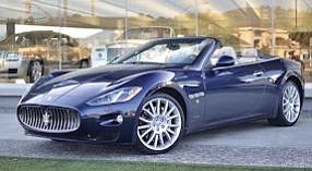 Thousand Oaks: A 2013 Maserati Gran Turismo to be sold by O'Gara Coach.