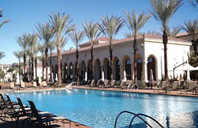 Los Olivos: six saltwater pools in mix of high-end amenities