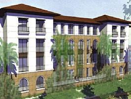 Santa Barbara Drive rendering: New Home Co. plans 79 condos next to Fashion Island